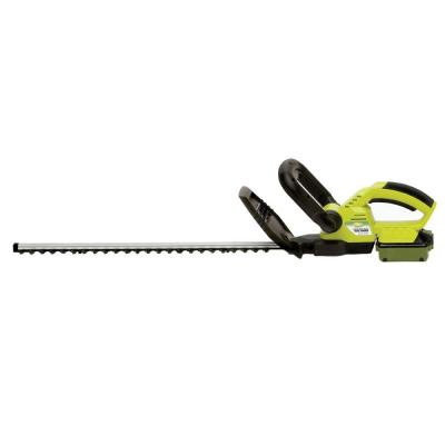 Sun Joe 20 in. 20-Volt Lithium-ion Cordless Dual Action Hedge Trimmer-DISCONTINUED