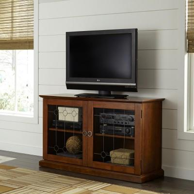 Home Styles Franklin Media TV Stand Cabinet