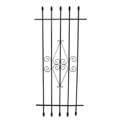 24 in. x 54 in. Spear Point Window Guard Product Photo