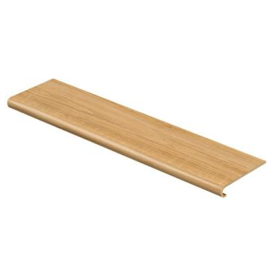 Blond Maple 47 in. Long x 12-1/8 in. Deep x 1-11/16 in. Height Vinyl to Cover Stairs 1 in. Thick Product Photo