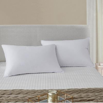Scott living 225 Thread Count Side Sleeper Tencel Blend Bed Pillow (2 Pack)