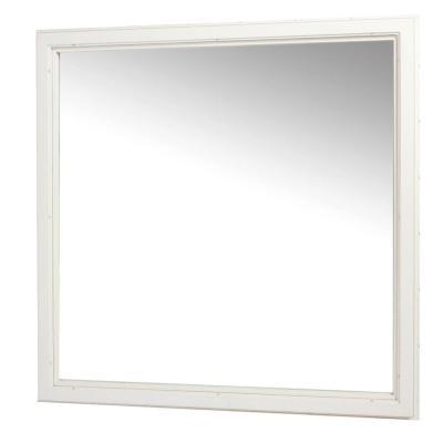 Casement Vinyl Fixed Picture Window, Non-Operating - White