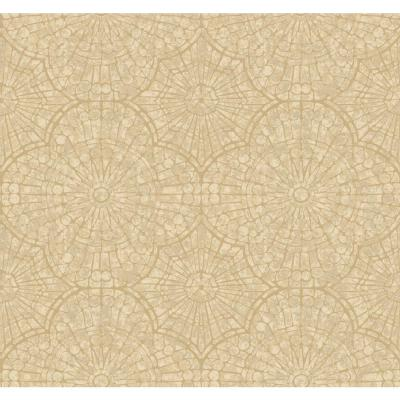 60.75 sq. ft. Dimensional Effects Celeste Wallpaper Product Photo