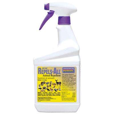 Bonide 32 oz. Repels-All Ready-to-Use Repellent