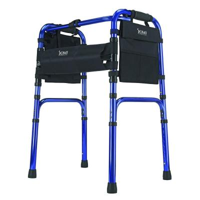 DMI Freedom Series Deluxe Walker in Blue