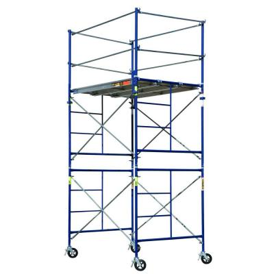 Saferstack 10 ft. x 5 ft. x 7 ft. 2-Story Rolling
