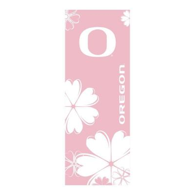 FANMATS University of Oregon 24 in. x 67.5 in. Yoga Mat-DISCONTINUED