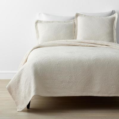 Hillcrest Cotton Matelassé Coverlet