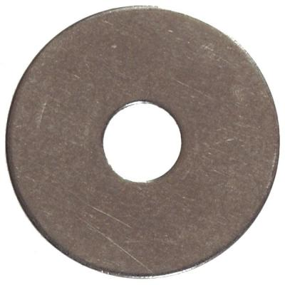 5/16 in. x 1-1/2 in. Stainless Steel Fender Washer (10-Pack)