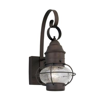 Designers Fountain Cork Collection Rustique Outdoor Wall-Mount Lantern