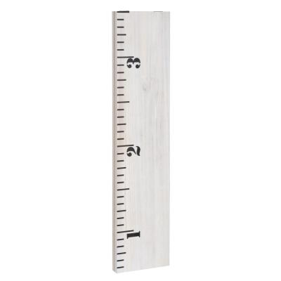 6.5' ft. Wood Growth Chart