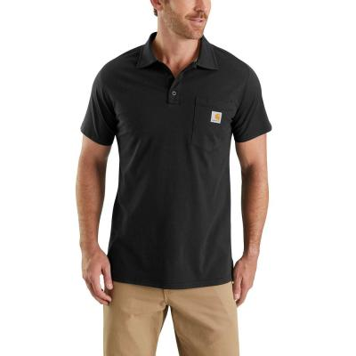 Men's Force Cotton Delmont Pocket Polo