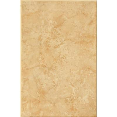 Eliane Illusione 8 In X 12 In Caramel Ceramic Wall Tile Sq Ft Case Discontinued