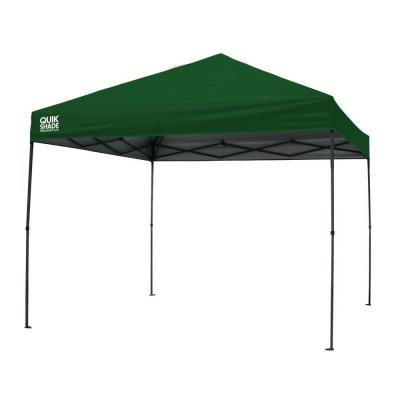 Weekender Elite 10 ft. x 10 ft. Green Instant Canopy