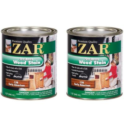 128 1-qt. Early American Wood Stain (2-Pack)