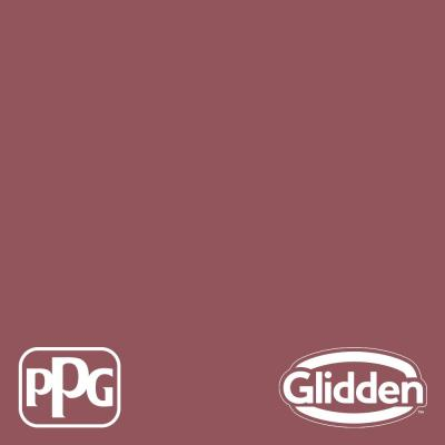 Glidden Essentials 1 Gal Mesa Red Ppg1052 6 Semi Gloss Interior Paint Ppg1052 6e 01sg The Home Depot