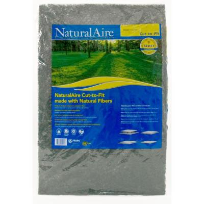 24 in. x 36 in. x 1 in. Permaire Pad Air Filter Product Photo