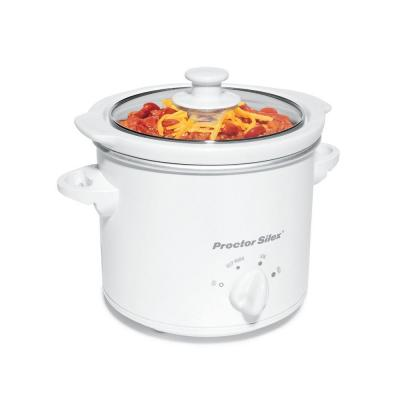 Proctor Silex 1.5 qt. Round Slow Cooker-DISCONTINUED