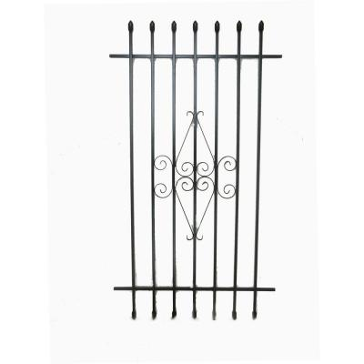 30 in. x 54 in. Spear Point Window Bar Guard Product Photo