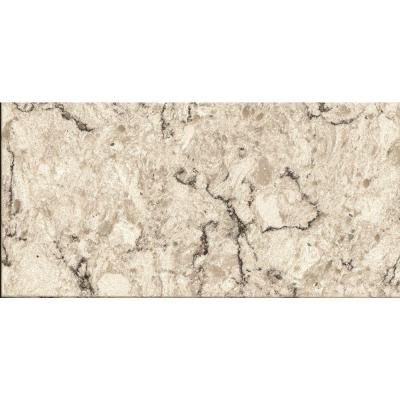 3 in. Quartz Countertop in Aria - Take Home Sample Product Photo
