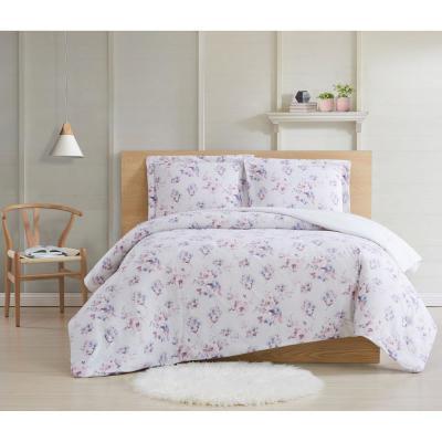 Rose Dusk Comforter Set