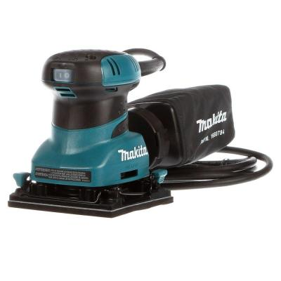 Makita 2 Amp Corded 1/4 Sheet Finishing Sander