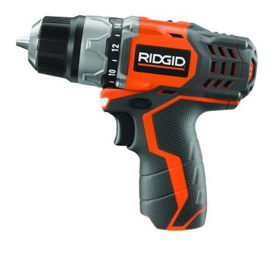 RIDGID 12-Volt Compact Cordless Drill Console (Tool Only)