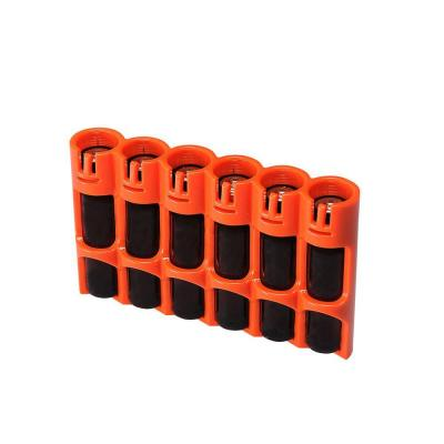 Powerpax Slim Line AAA Battery Organizer and Dispenser