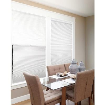 9/16 in. Cordless Light Filtering Privacy Cellular Shade