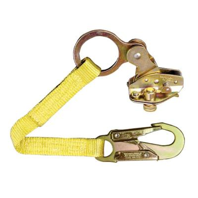 Guardian Fall Protection Rope Grab with 18 in. Extension Lanyard