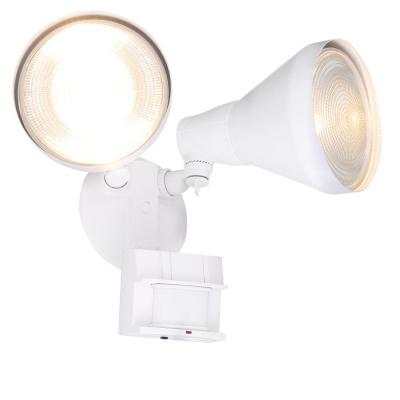 180 Degree Outdoor White Motion Security Light