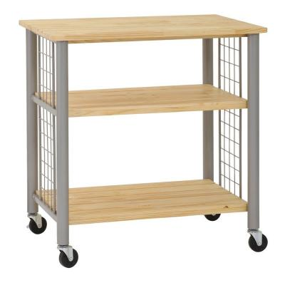 null 34 in. W Utility Cart