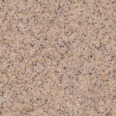 2 in. Solid Surface Countertop Sample in Desert Sand Product Photo