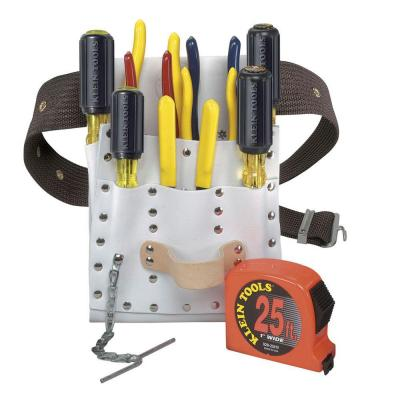 Klein Tools 12-Piece Electrician's Tool Set