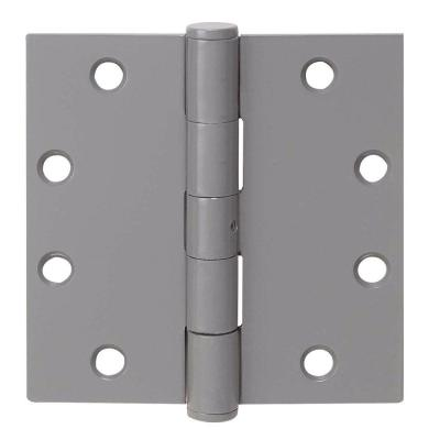 4.5 in. x 4.5 in. Prime Coat Ball Bearing Hinges (3