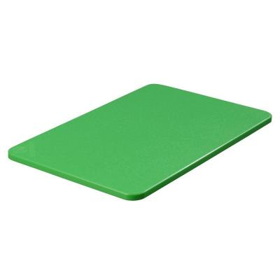 12.0 in. x 18.0 in. x 0.5 in. Polyethylene Cutting Board