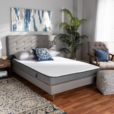 Baxton Studio Mattresses Bedroom Furniture The Home Depot