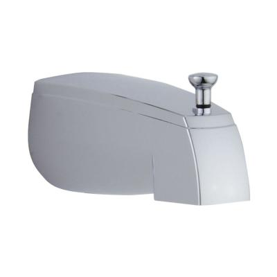 null 5-1/2 in. Tub Spout in Chrome