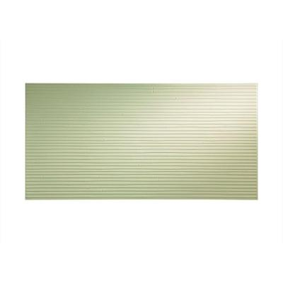 96 in. x 48 in. Bamboo Decorative Wall Panel in Fern