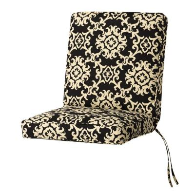 Arvin Tuxedo Outdoor Lounge Chair Cushion
