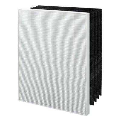 Winix 113250, True HEPA plus 4 Carbon Filters, Replacement Filter E