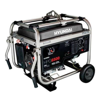 6500-Watt Gasoline Powered Portable Generator - CARB Approved