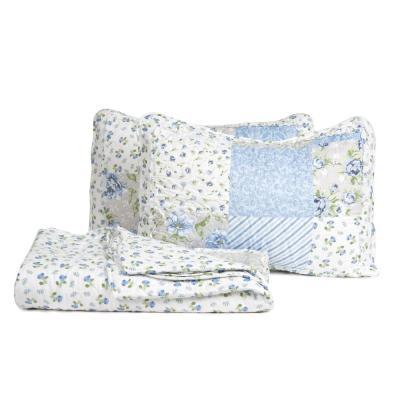 Brenna Patchwork Quilt Set