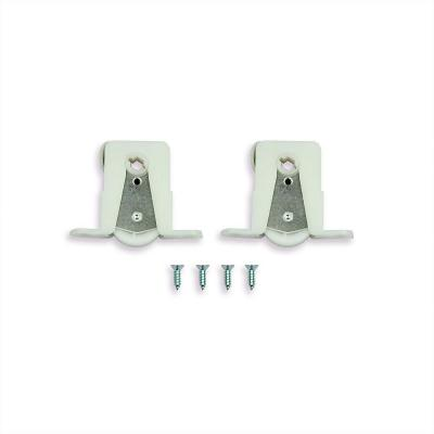 Andersen Sliding Patio Door Insect Screen Rollers (2-Pack)-2500637 ...