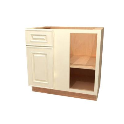 36x34.5x24 in. Holden Assembled Base Blind Corner Right with Door and
