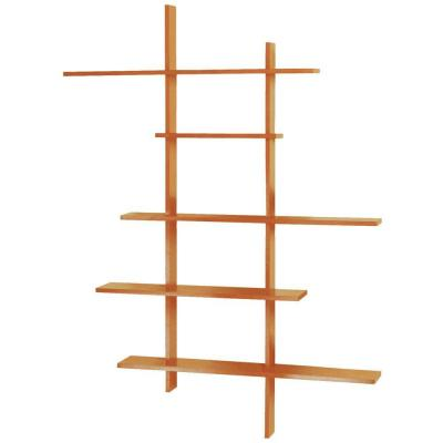 66 in. x 50 in. Deluxe Tall Display Shelf Product Photo