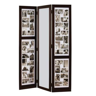 nexxt Preston 5.4 ft. x 3.5 ft. Standing 3-Panel Screen with
