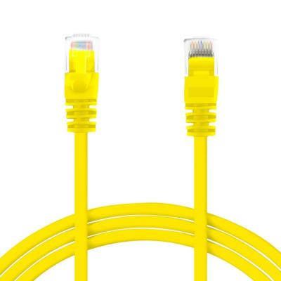 200 ft. Cat5e Ethernet Patch Cable - Yellow