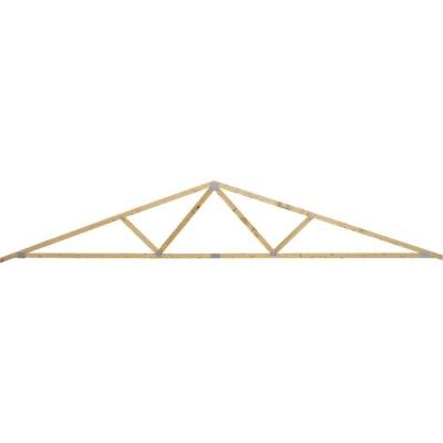 Wood roof truss prices askcom party invitations ideas for Roof truss cost