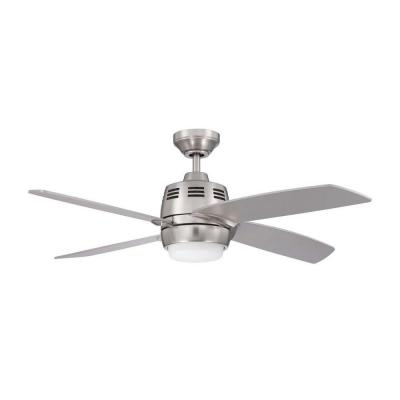Ventura-2 44 in. Satin Nickel Ceiling Fan